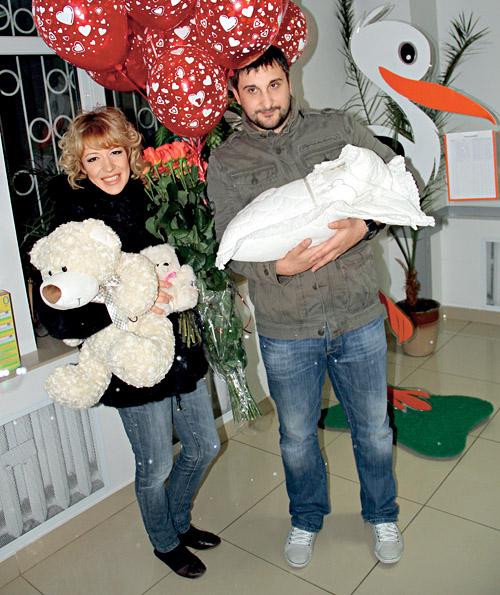 Лера Черненко и ее муж