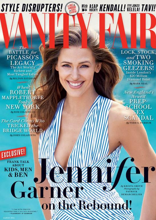 Откровенно: Дженнифер Гарнер впервые рассказала об отношениях с Беном Аффлеком