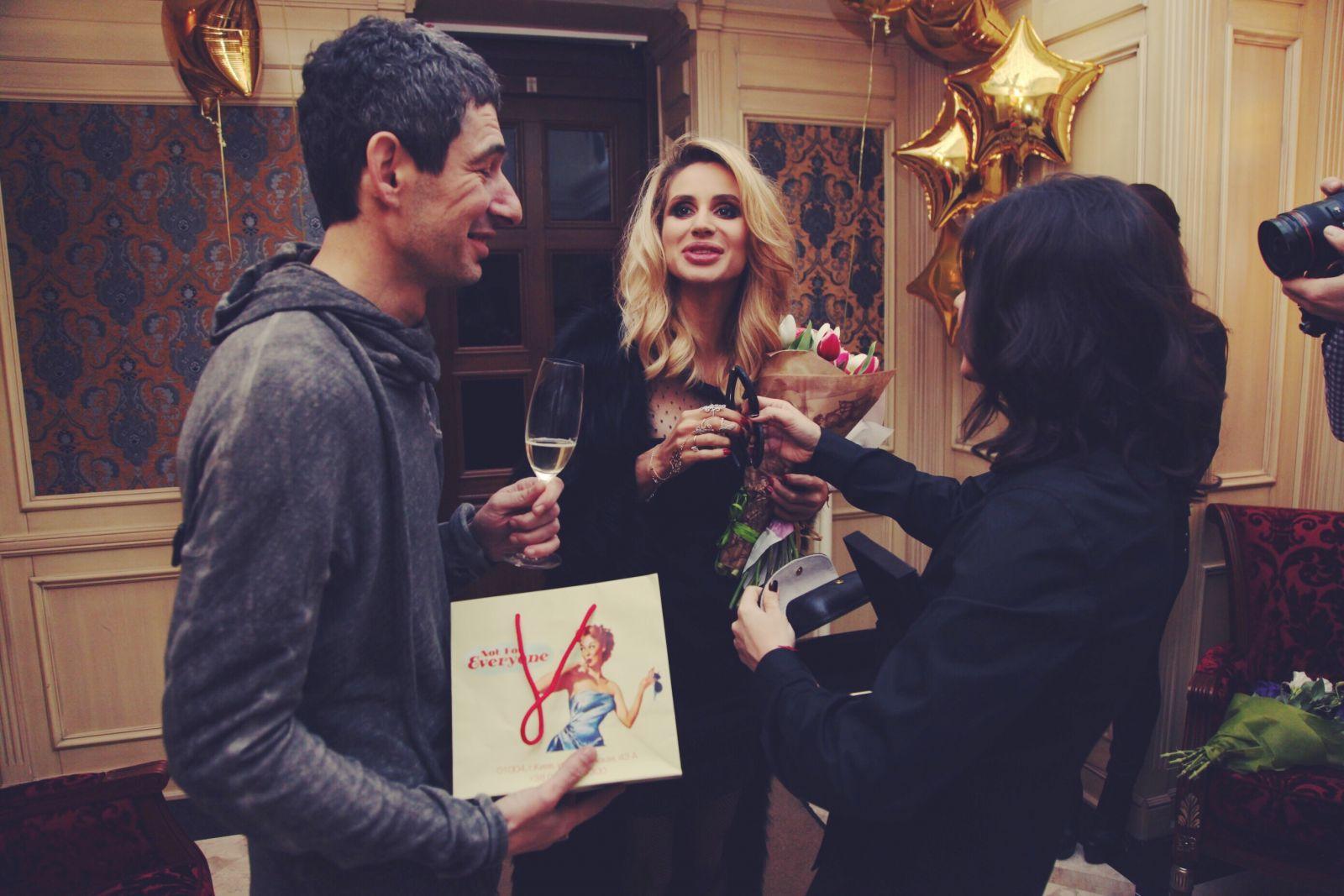 Loboda отметила день рождения