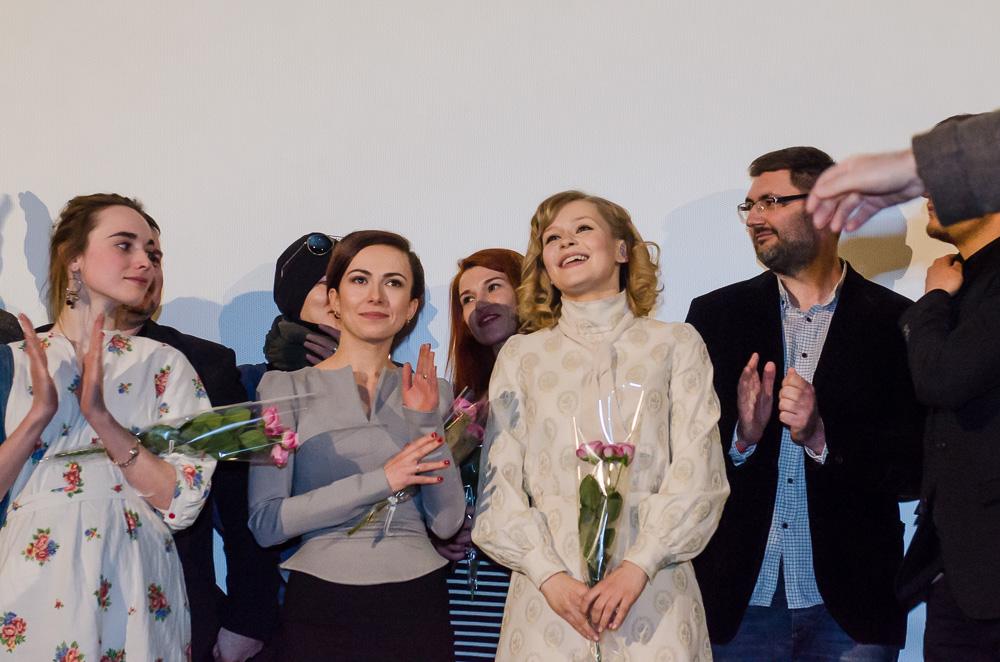 Полина Пахомова, Юлия Пересильд