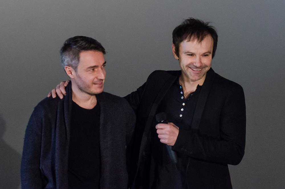 Лидер Океан Ельзи Святослав Вакарчук сходил в кино на фильм OE.20 LIVE IN KYIV и рассказал о своих впечатлениях
