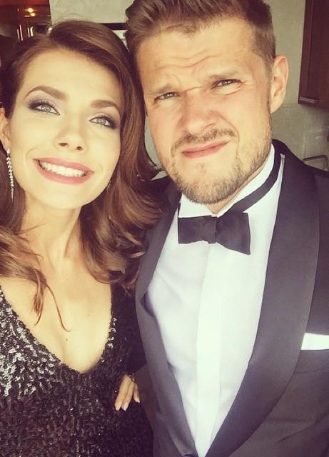 Антонина Паперная и Владимир Яглыч решили пожениться