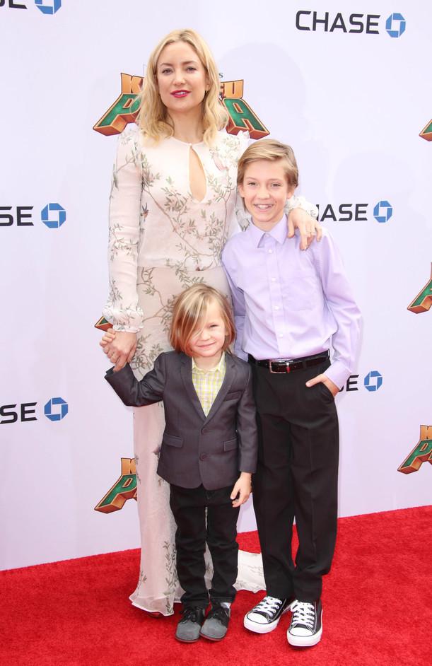 """Кейт Хадсон: """"Иногда я чувствую себя плохой матерью"""""""