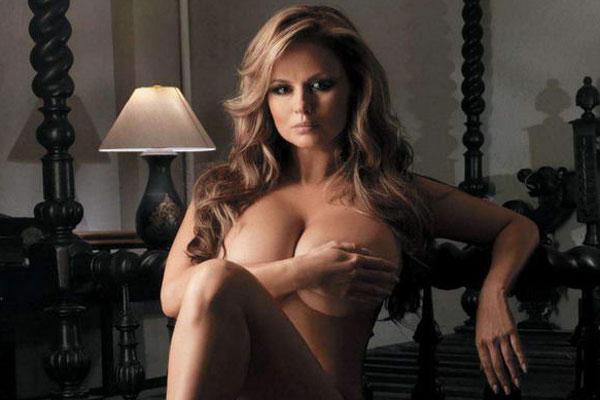 Победительница самая красивая грудь фото