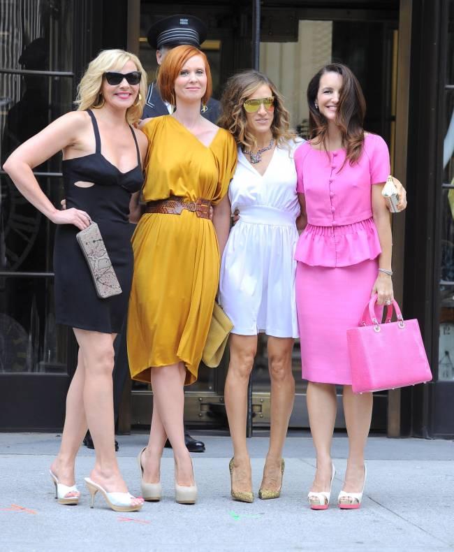 """Ким Кэттролл рассказала, что думает о продолжении фильма """"Секс в большом городе"""""""