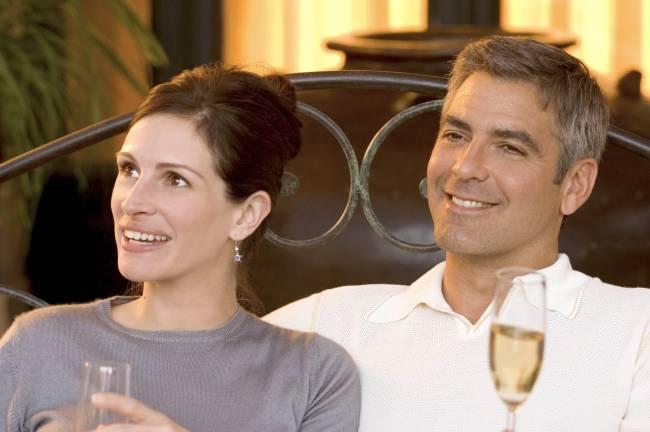 Джулия Робертс откровенно рассказала о взаимоотношениях с Джорджем Клуни