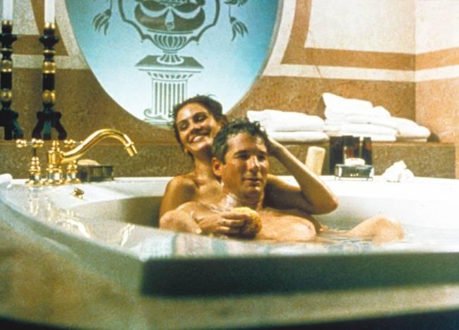 """Ричард Гир и Джулия Робертс отпраздновали 25-летний юбилей фильма """"Красотка"""""""
