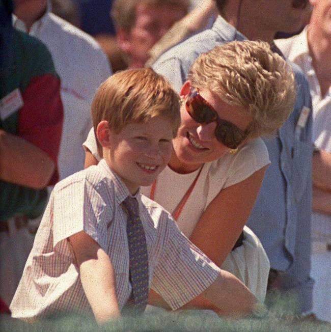 Любящие сыновья: принцы Уильям и Гарри установят памятник своей маме принцессе Диане