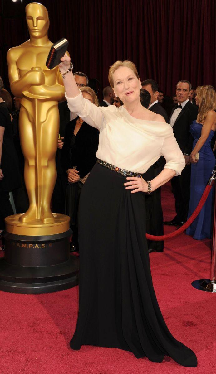 """Такого Голливуд еще не видел: реакция Мерил Стрип в связи с очередной номинацией на """"Оскар"""" взорвала сеть"""