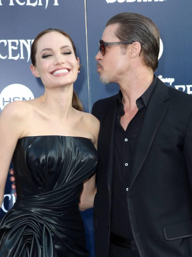 """Брэд Питт рассказал об отношениях с Анджелиной Джоли: """"Я доверяю ей свою жизнь"""""""