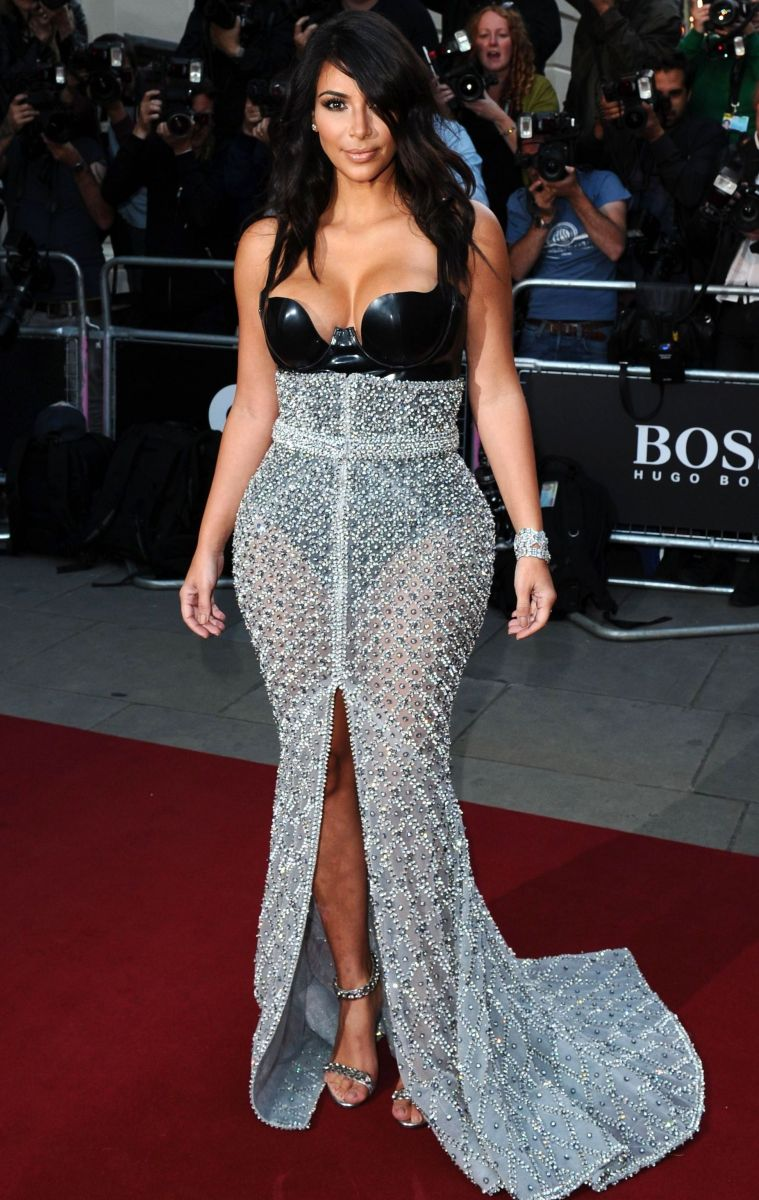 Ким Кардашьян о своем откровенном стиле