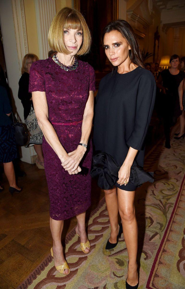 Виктория Бекхэм на вечеринке Vogue