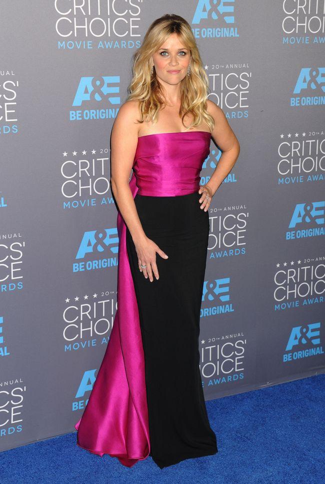 Риз Уизерспун на церемонии Critics' Choice Movie Awards-2015