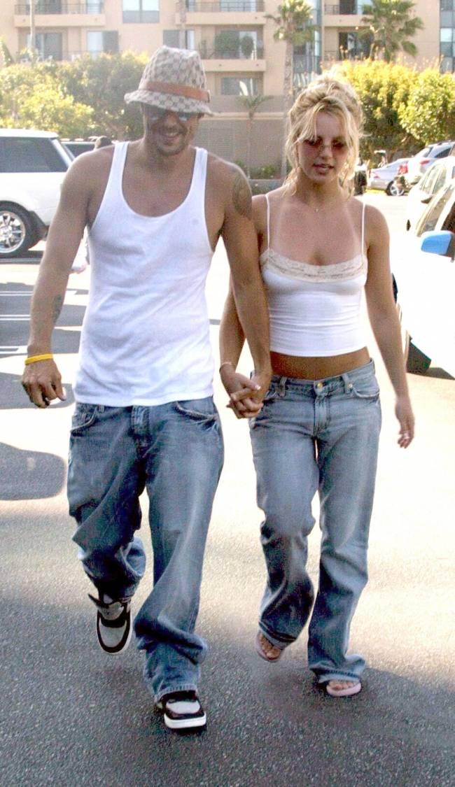 """Кевин Федерлайн о браке с Бритни Спирс: """"Это было сумасшествие"""""""
