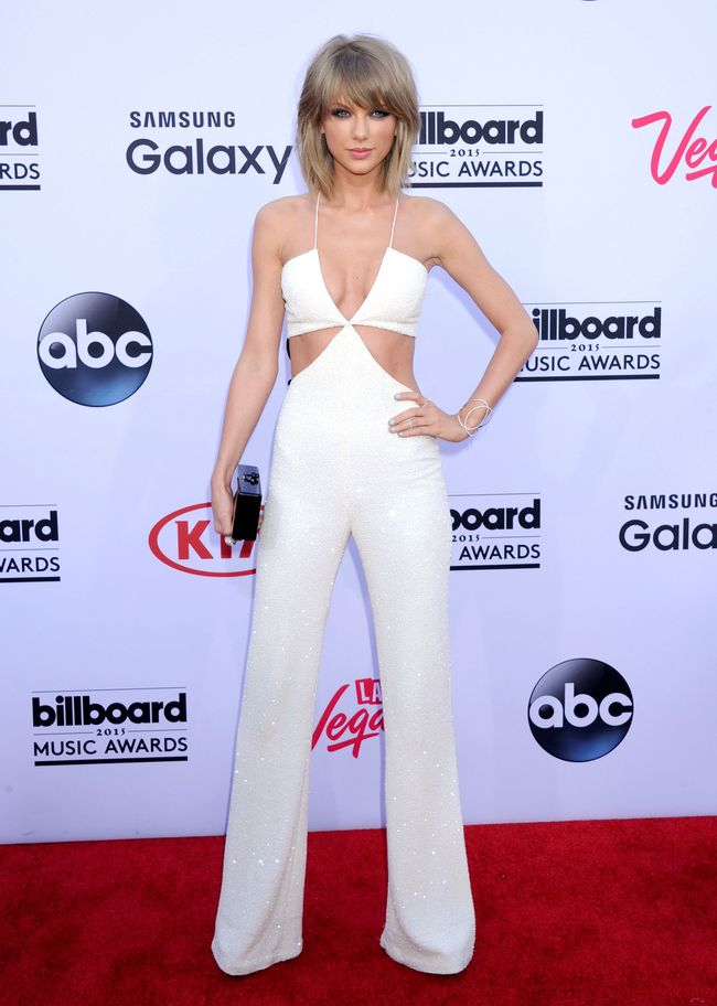 Тейлор Свифт на церемонии Billboard Music Awards-2015
