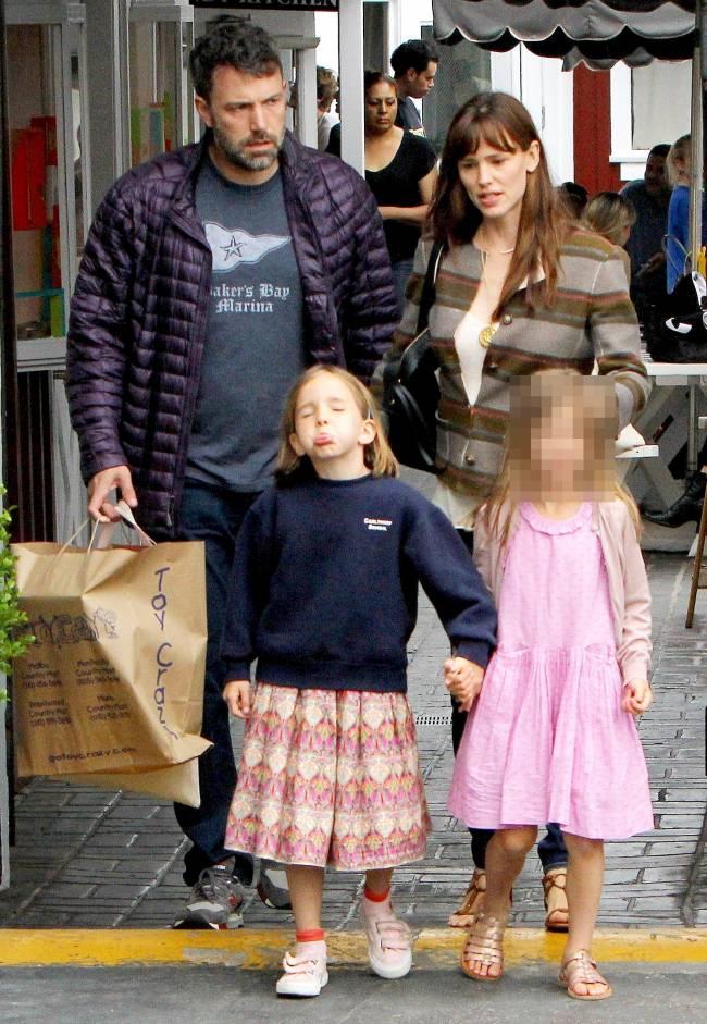 Накануне развода: Бен Аффлек и Дженнифер Гарнер не могут скрыть проблемы в отношениях (Фото)