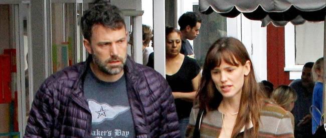 СМИ: Бен Аффлек и Дженнифер Гарнер разводятся из-за измены актера