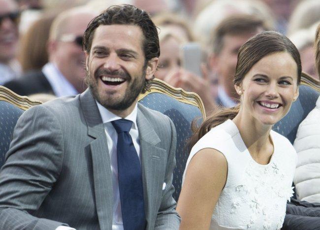 Принц Швеции Карл впервые стал отцом