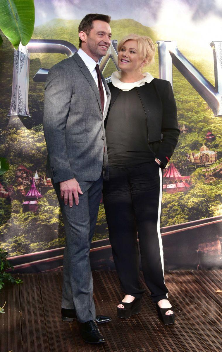 """Хью Джекман о своей жене: """"Деборра — лучшее, что произошло со мной в жизни!"""""""