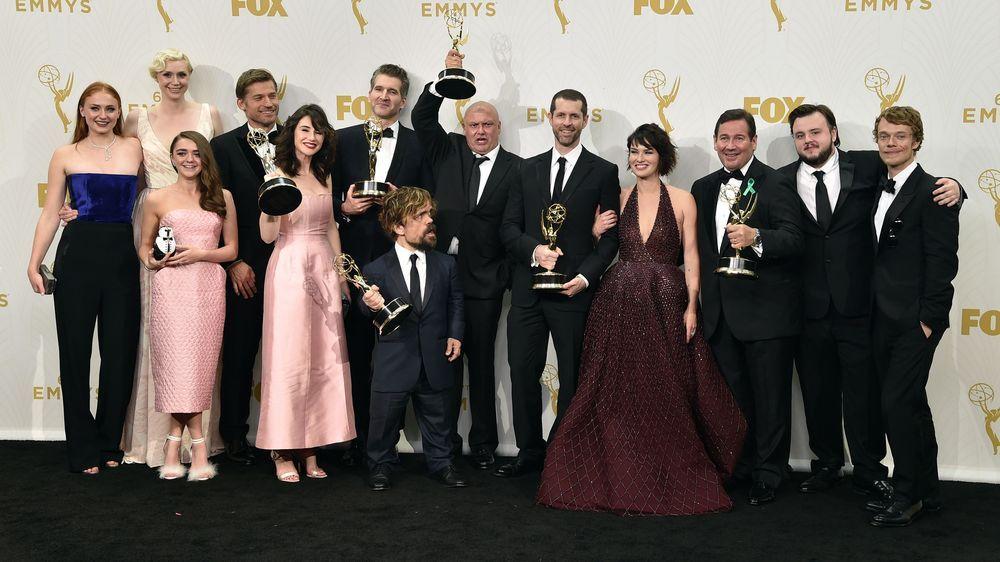 команда сериала Игра престолов