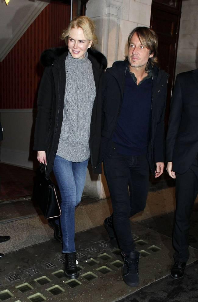 СМИ: Супруг Николь Кидман изменяет ей с молодой красоткой