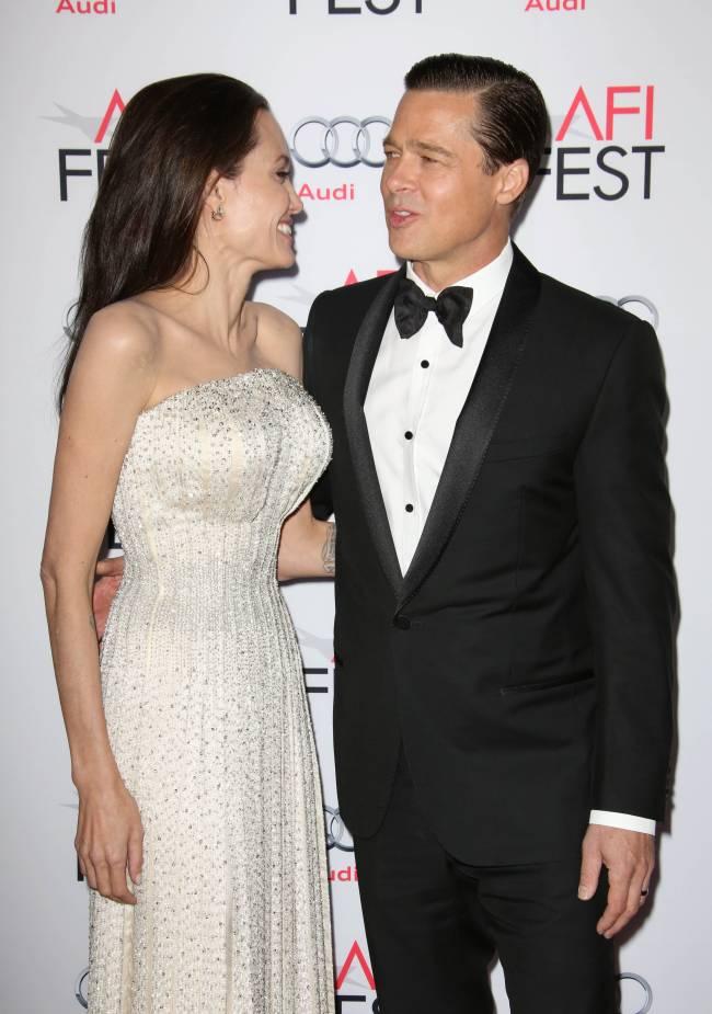 """Брэд Питт об отношениях с Анджелиной Джоли: """"Мне понравилось подчиняться жене"""""""