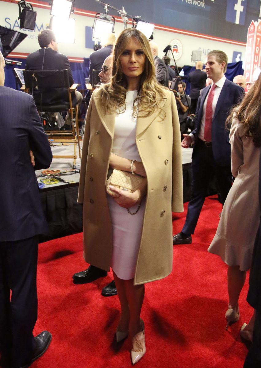 Кто она: новая первая леди Америки Меланья Трамп