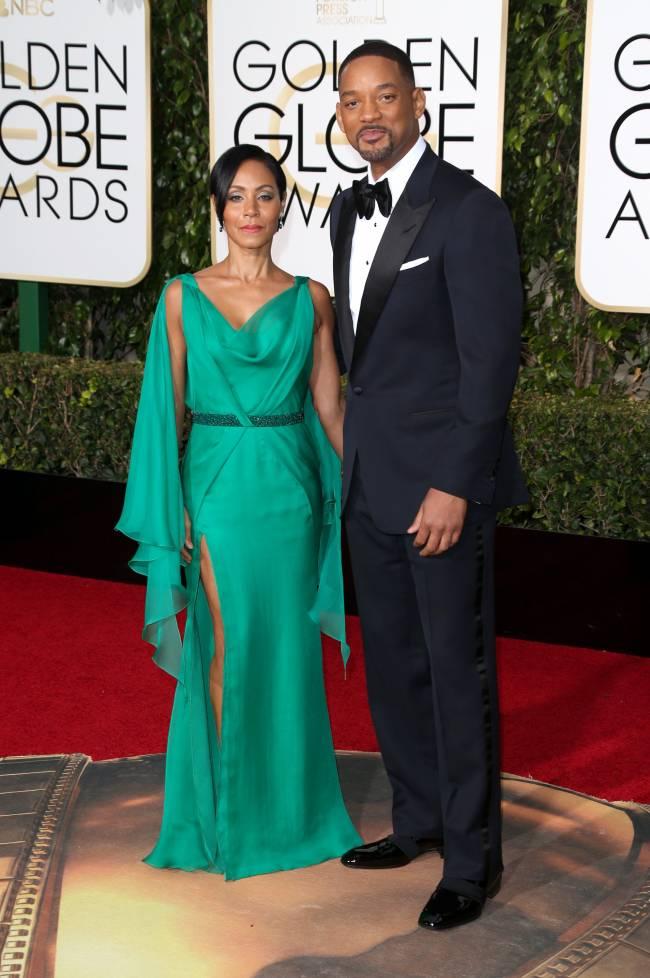 """Вслед за супругой: Уилл Смит не пойдет на """"Оскар"""" в этом году"""
