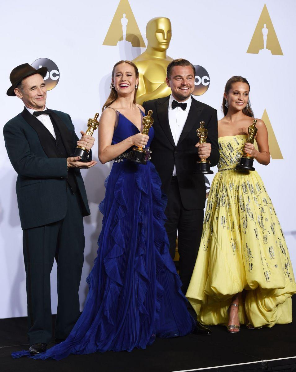 Леонардо ДиКаприо получил Оскар-2016