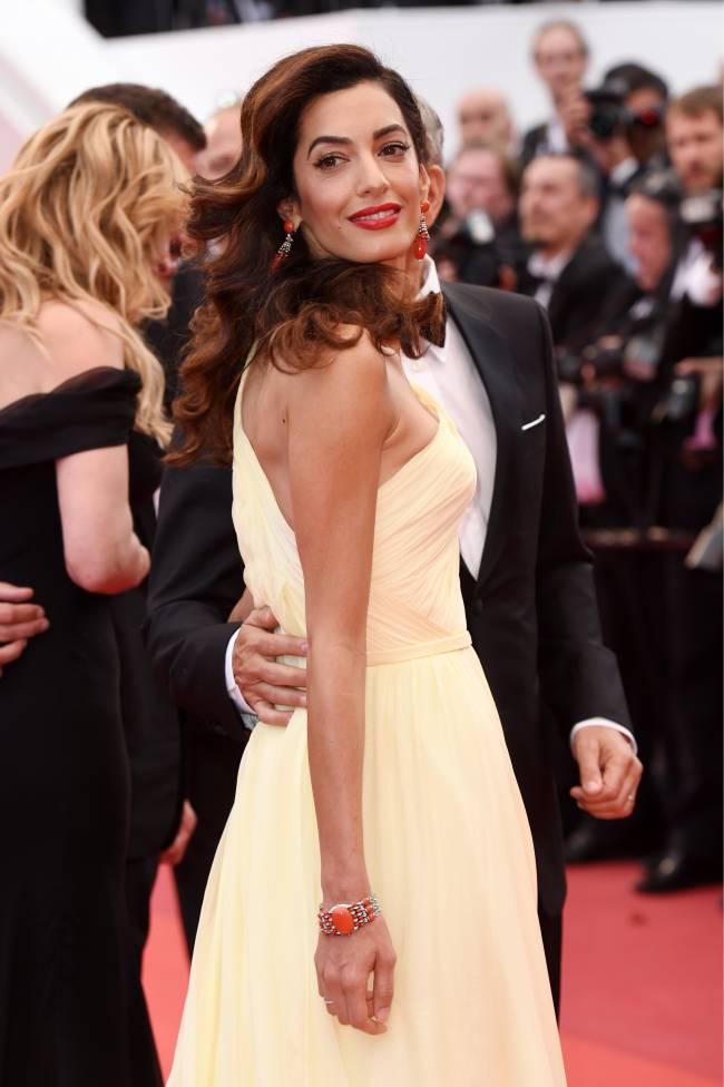 Амаль Клуни беременна первенцем - СМИ