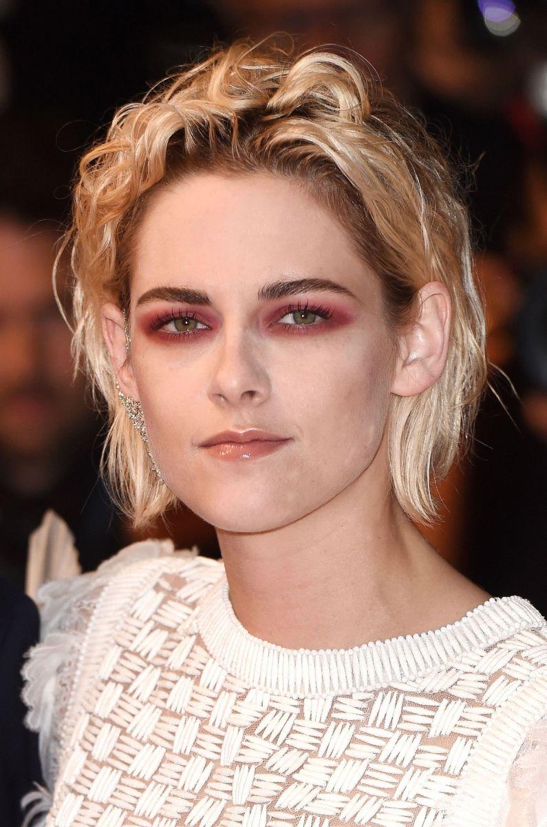Кристен Стюарт макияж
