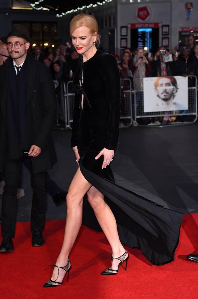 Сама элегантность: Николь Кидман блистает на фестивале в Лондоне