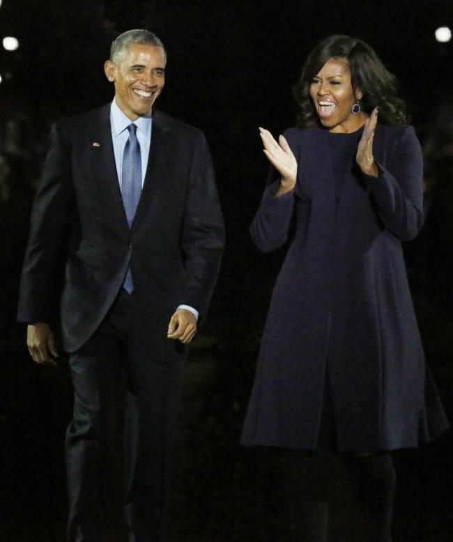 Барак Обама растрогал супругу Мишель поздравлением в честь дня рождения