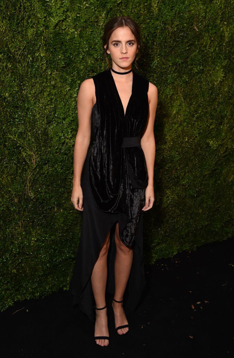 Лучшие черные платья
