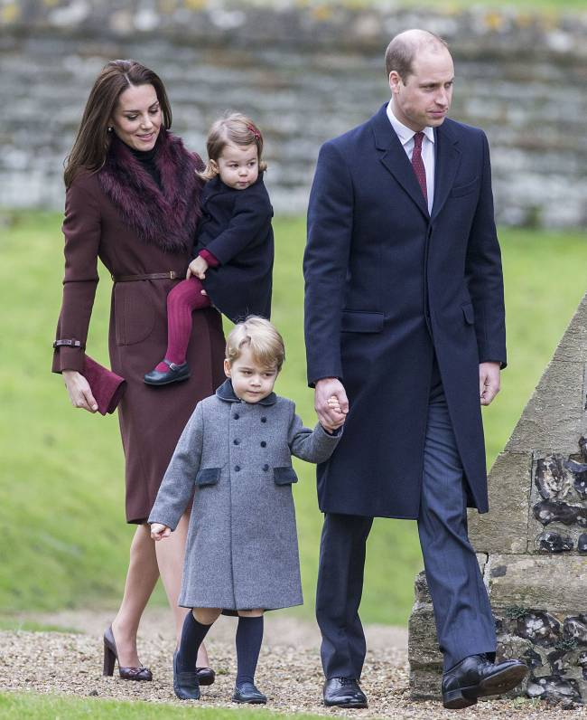 фото дети принца уильяма