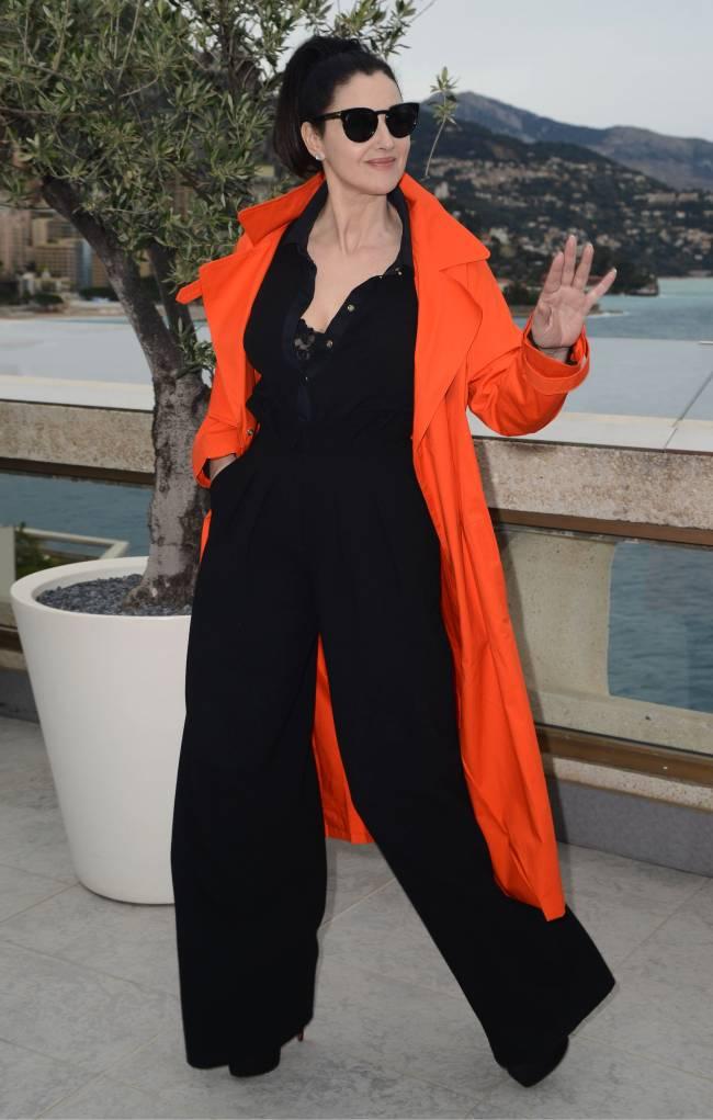Моника Беллуччи станет ведущей 70-го Каннского фестиваля