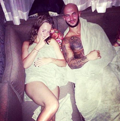 Ксения Собчак изменила мужу фото
