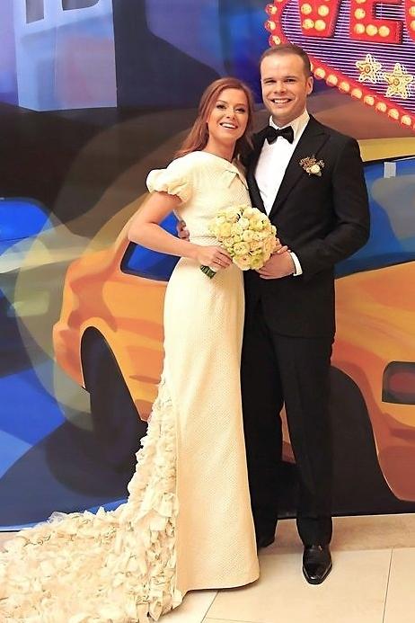 Юлия Савичева вышла замуж