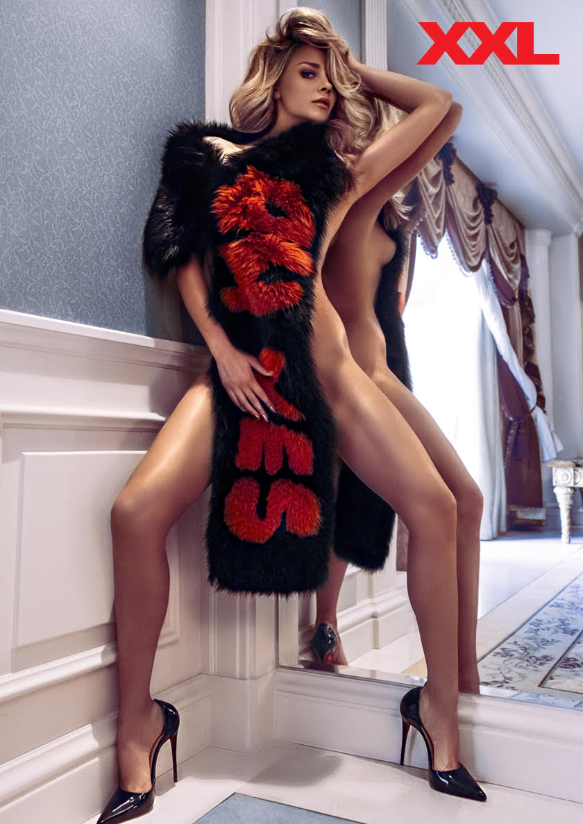 """Оголенная солистка """"ВИА Гры"""" снялась в откровенной фотосессии вместе с Максом Барских"""