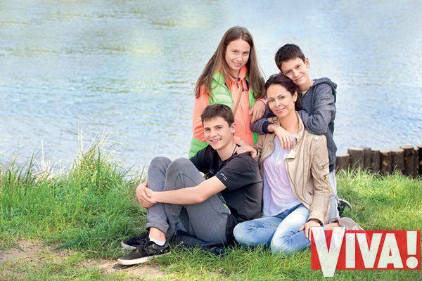 Жена Виталия Кличко Натальяи дети