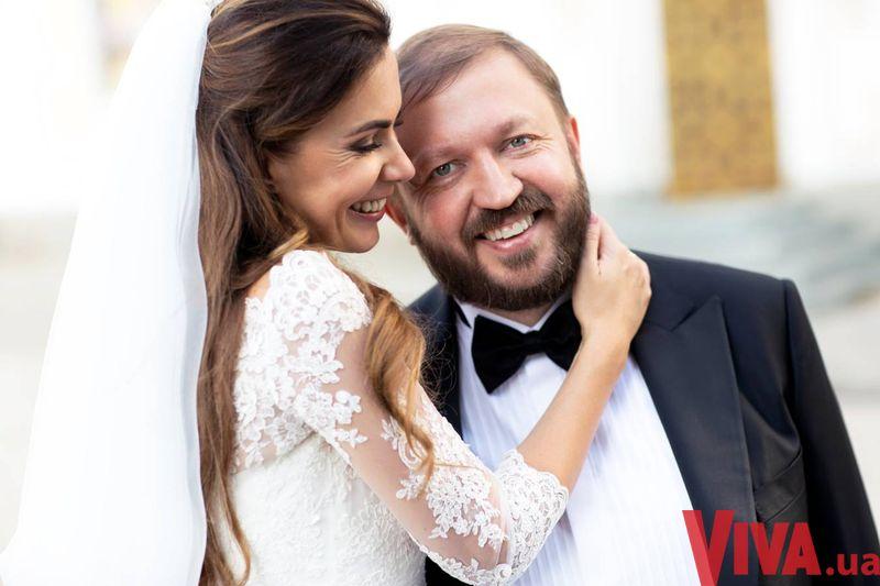 Василий Горбаль обвенчался с женой