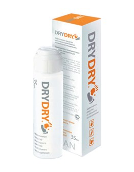 DryDry средство от потоотделения