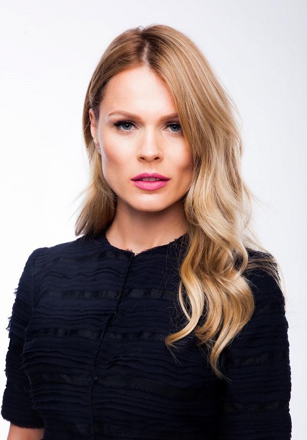 Беременная Ольга Фреймут стала ведущей нового телешоу
